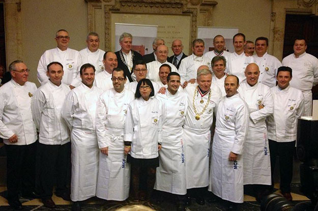 2013 MCF inductees in Lyon, France