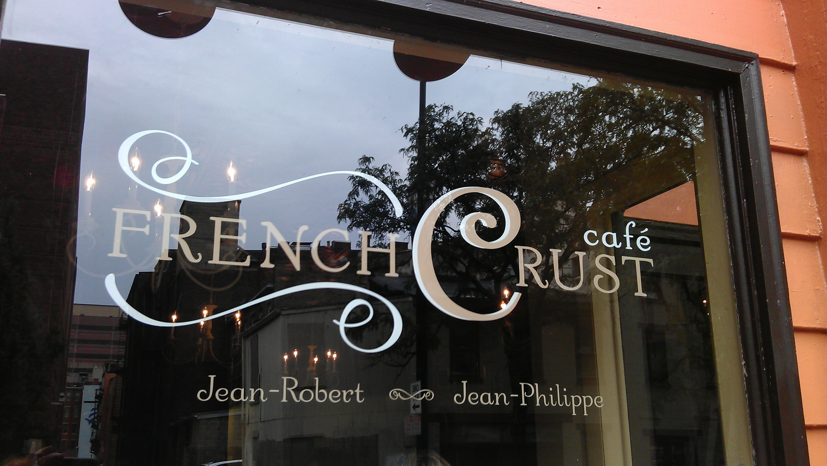 Master Chef Jean-Robert French Crust Café