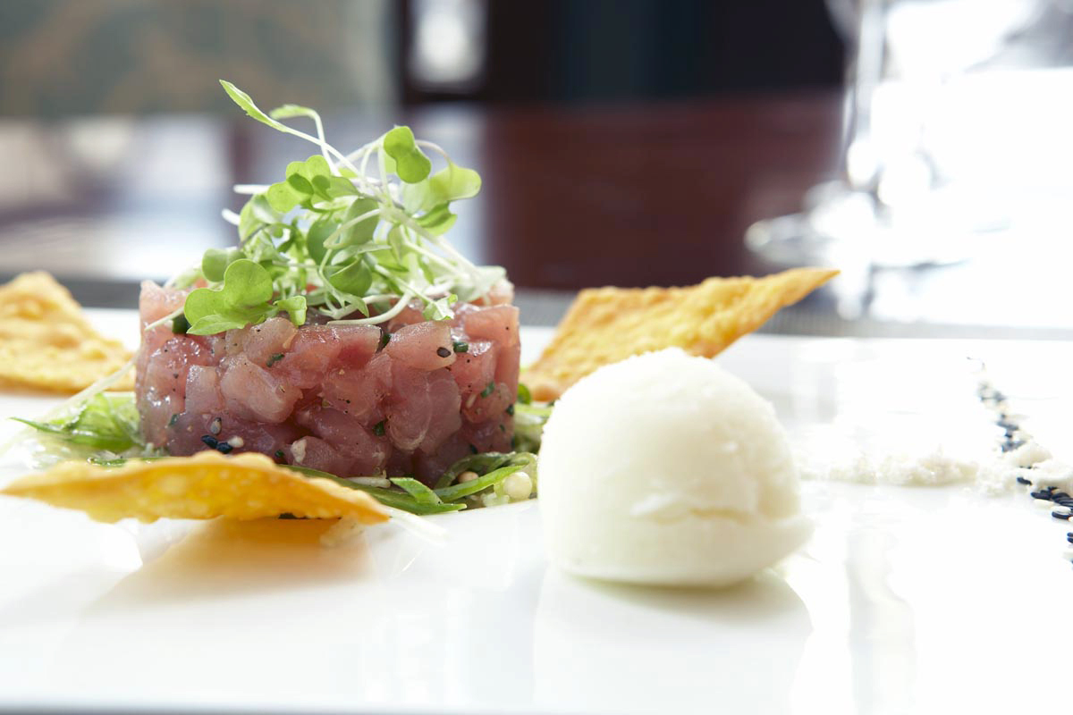 An easy and delicious Tuna Tartar Recipe